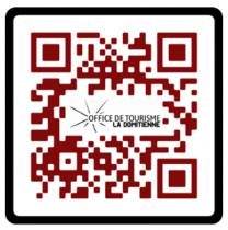 Qr Code Perdiguier rouge
