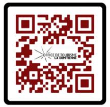 Qr code Cardinelles rouge