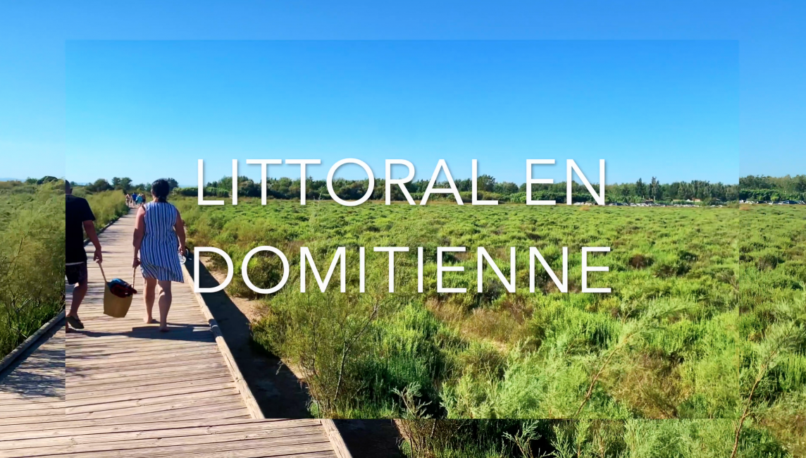 Littoral en Domitienne