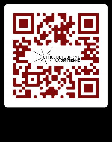 Chapelle de Novilis Blanc QR code