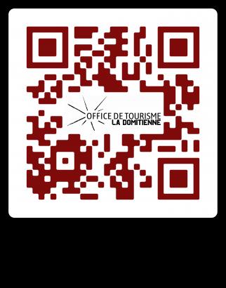 Domaine Castan Rouge Qr code