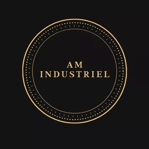 AM Industriel Logo © am industriel