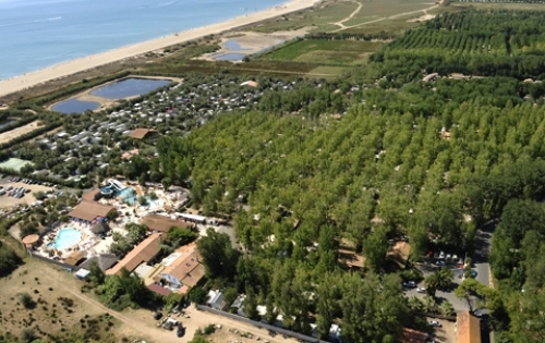 Camping Lou Village Valras-Plage © Camping Lou Village Valras-Plage