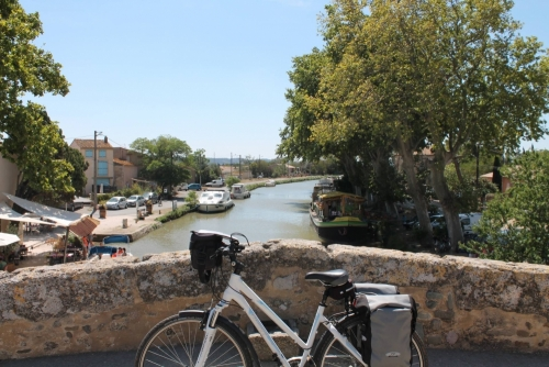 Le Somail, Canal Du Midi © Timo Langerwerf